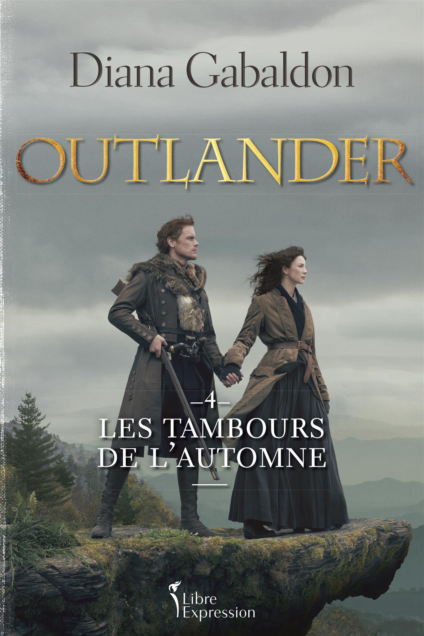 Outlander, tome 4 - Les tambours de l'automne