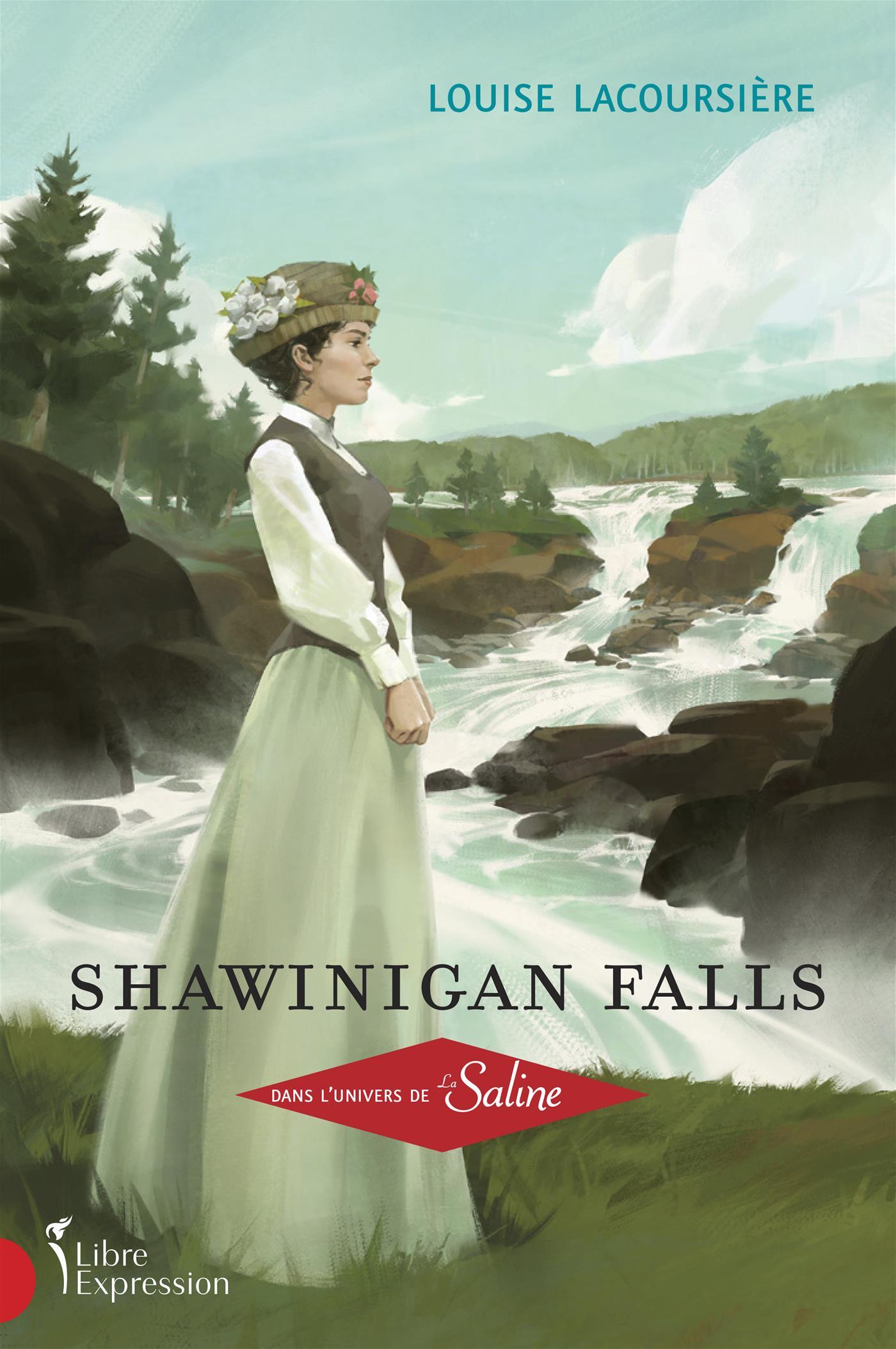 Image de couverture (Shawinigan Falls)