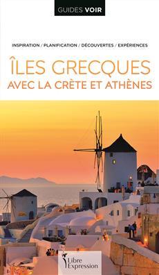 Guides Voir: Îles Grecques avec la Crète et Athènes