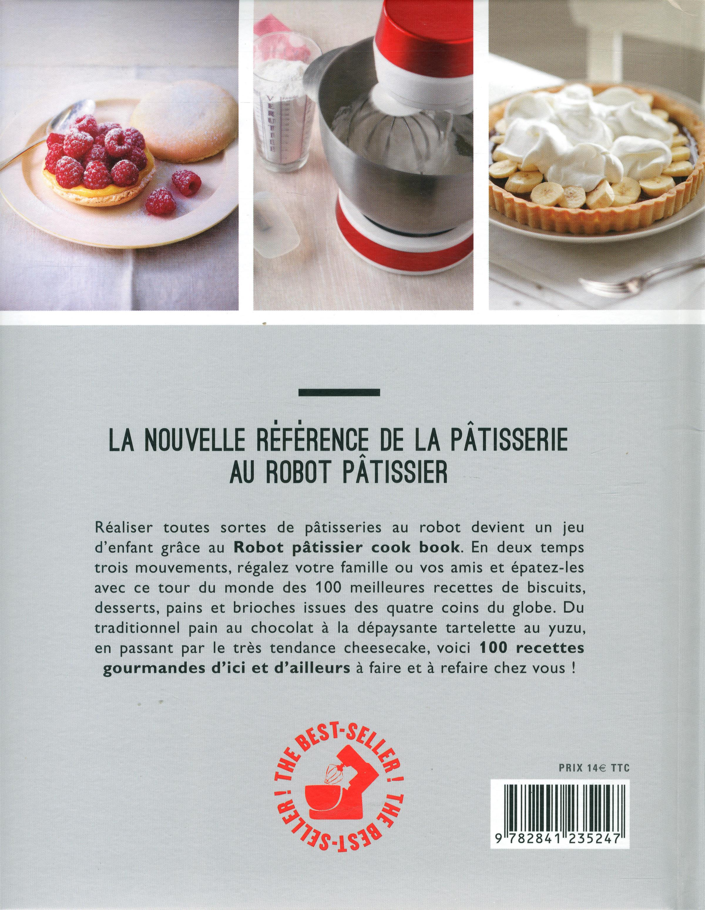 Robot Patissier Cook Book Pdf Library