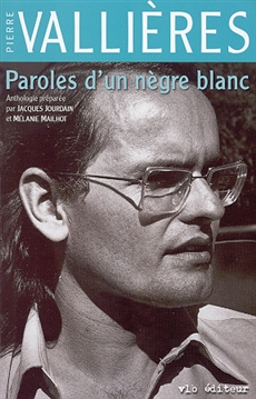 Paroles d'un nègre blanc