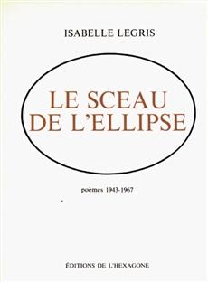Le sceau de l'ellipse