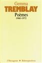 Poèmes - 1960-1972