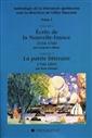 Anthologie de la littérature québécoise