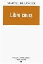 Libre cours : essais