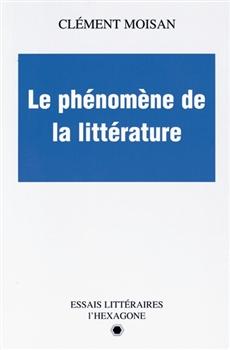 Le phénomène de la littérature
