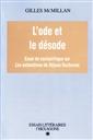 Ode Et Le Desode -L'