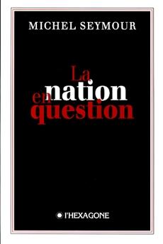 La nation en question