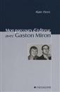 Mon parcours d'éditeur avec Gaston Miron