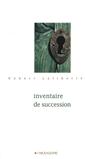 Inventaire de succession