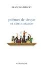 Poèmes de cirque et circonstance