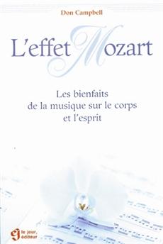 L'effet Mozart - Les bienfaits de la musique sur le corps et l'esprit