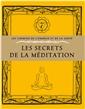 livre Les secrets de la méditation de l'auteur Philippa Faulks