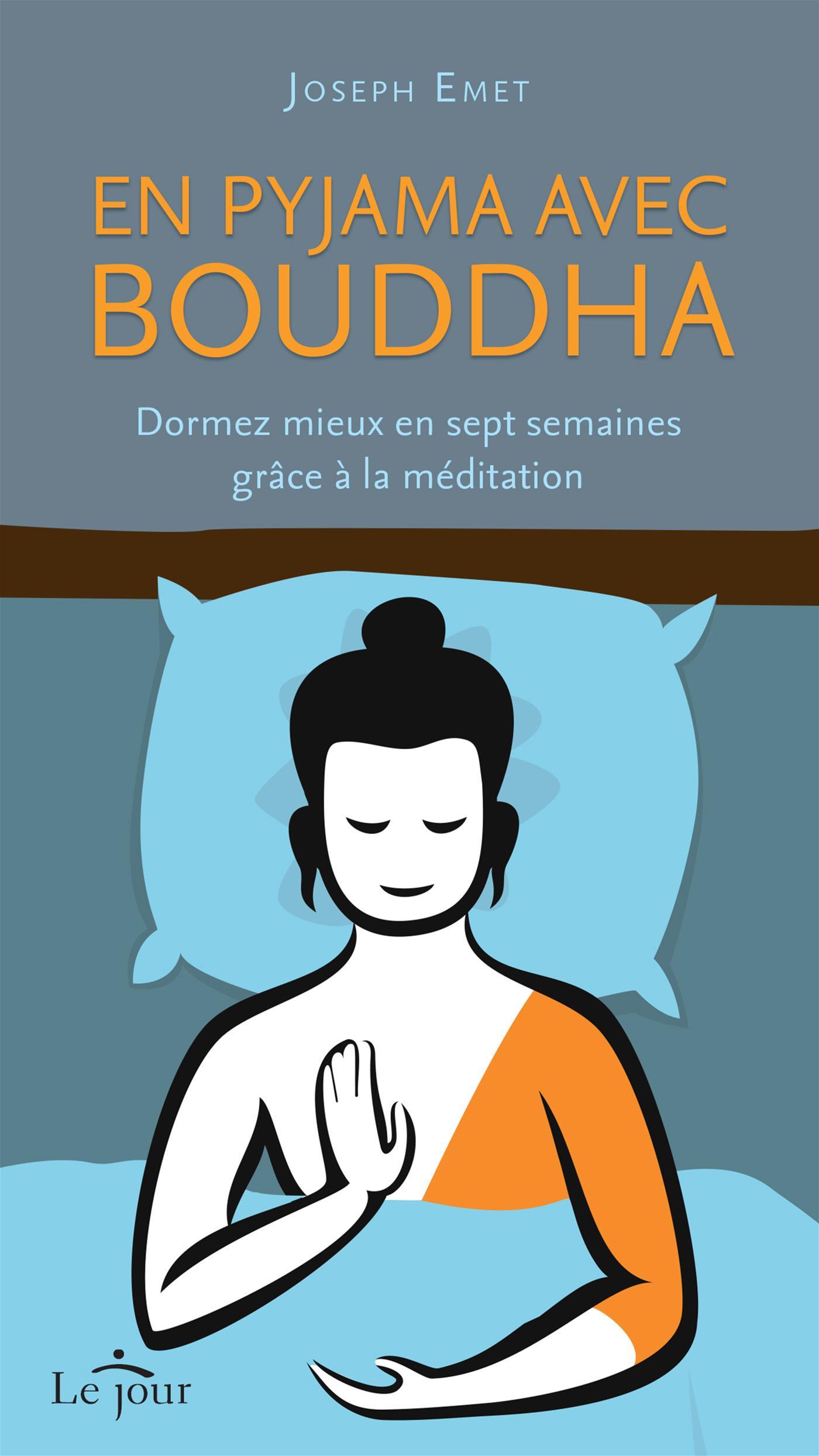 Image de couverture (En pyjama avec Bouddha)