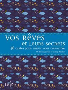 Coffret - Vos rêves et leurs secrets - 36 cartes pour mieux vous connaître