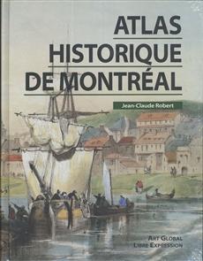 Atlas historique de Montréal