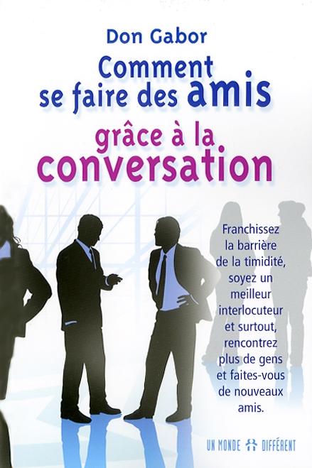 converser livre