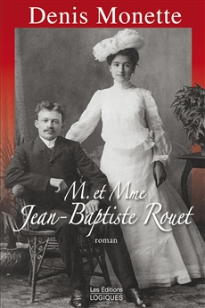 Mr. and Mrs. Jean-Baptiste Rouet