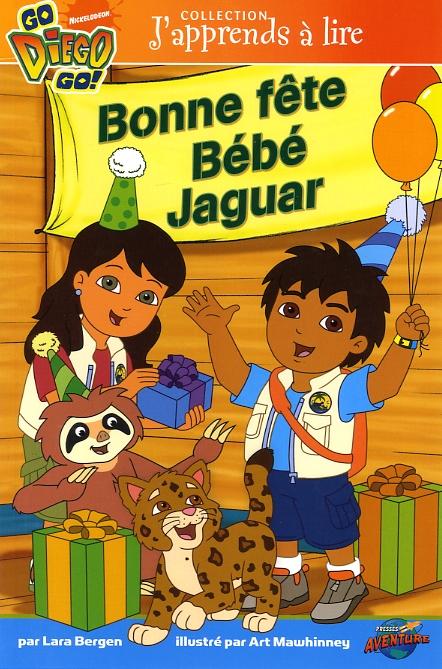 Livre bonne fete bebe jaguar messageries adp - Bebe du jaguar ...