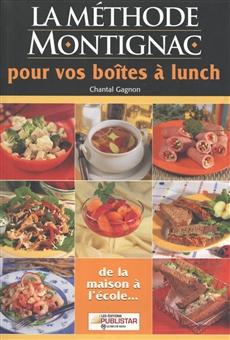 La Méthode Montignac pour vos boîtes à lunch