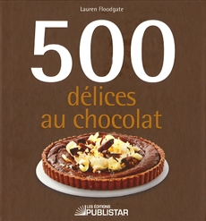 500 délices au chocolat