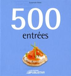 500 entrées