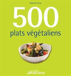 500 plats végétaliens