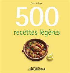 500 recettes légères