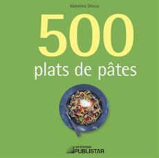 500 plats de pâtes