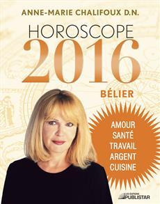Horoscope 2016 - Bélier