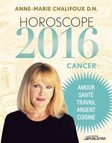 Horoscope 2016 - Cancer