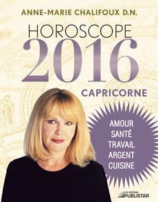 Horoscope 2016 - Capricorne