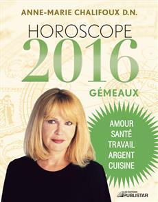 Horoscope 2016 - Gémeaux