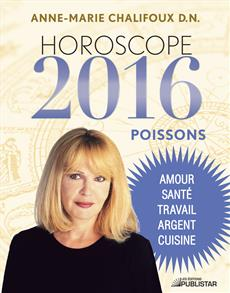 Horoscope 2016 - Poissons