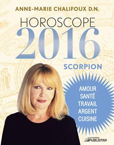 Horoscope 2016 - Scorpion