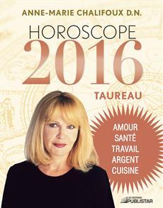 Horoscope 2016 - Taureau