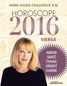 Horoscope 2016 - Vierge