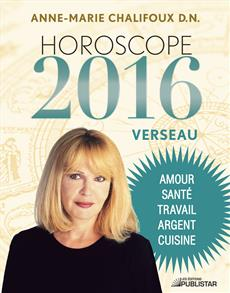 Horoscope 2016 - Verseau