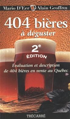 404 bières à déguster
