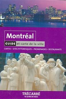 Montréal - Guide et carte de la ville
