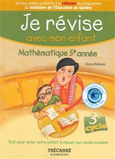 Je Revise Avec Enfant Math 5e Annee