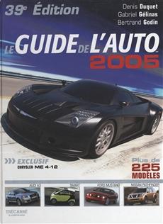 Le guide de l'auto 2005