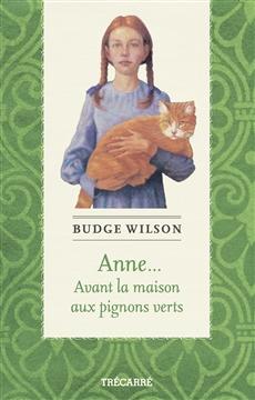 Livre anne avant la maison aux pignons verts tr carr for Anne maison aux pignons verts