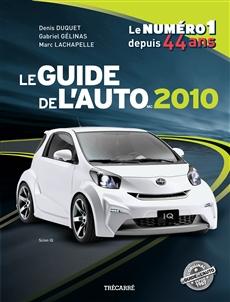 Le Guide de l'auto 2010