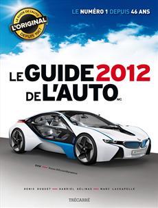 Le Guide de l'auto 2012
