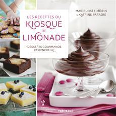 Les Recettes du kiosque de limonade - Desserts gourmands et généreux