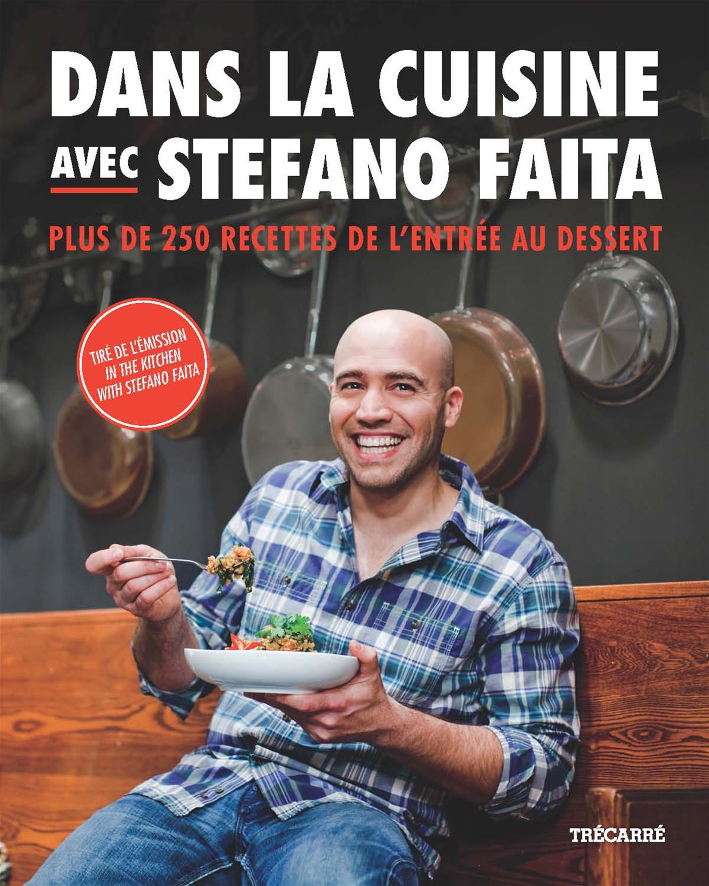 Image de couverture (Dans la cuisine avec Stefano Faita)