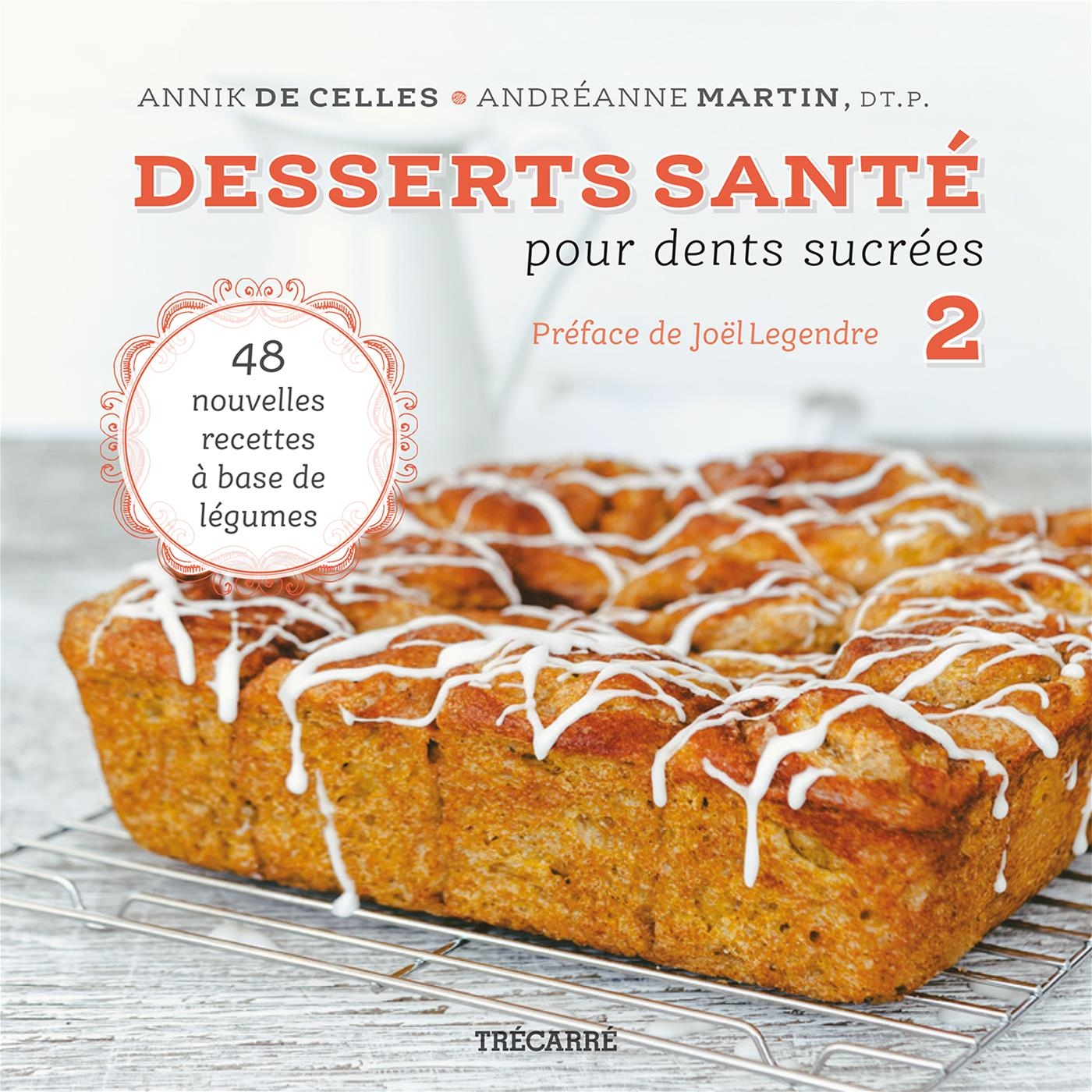 Image de couverture (Desserts santé pour dents sucrées - Tome 2)