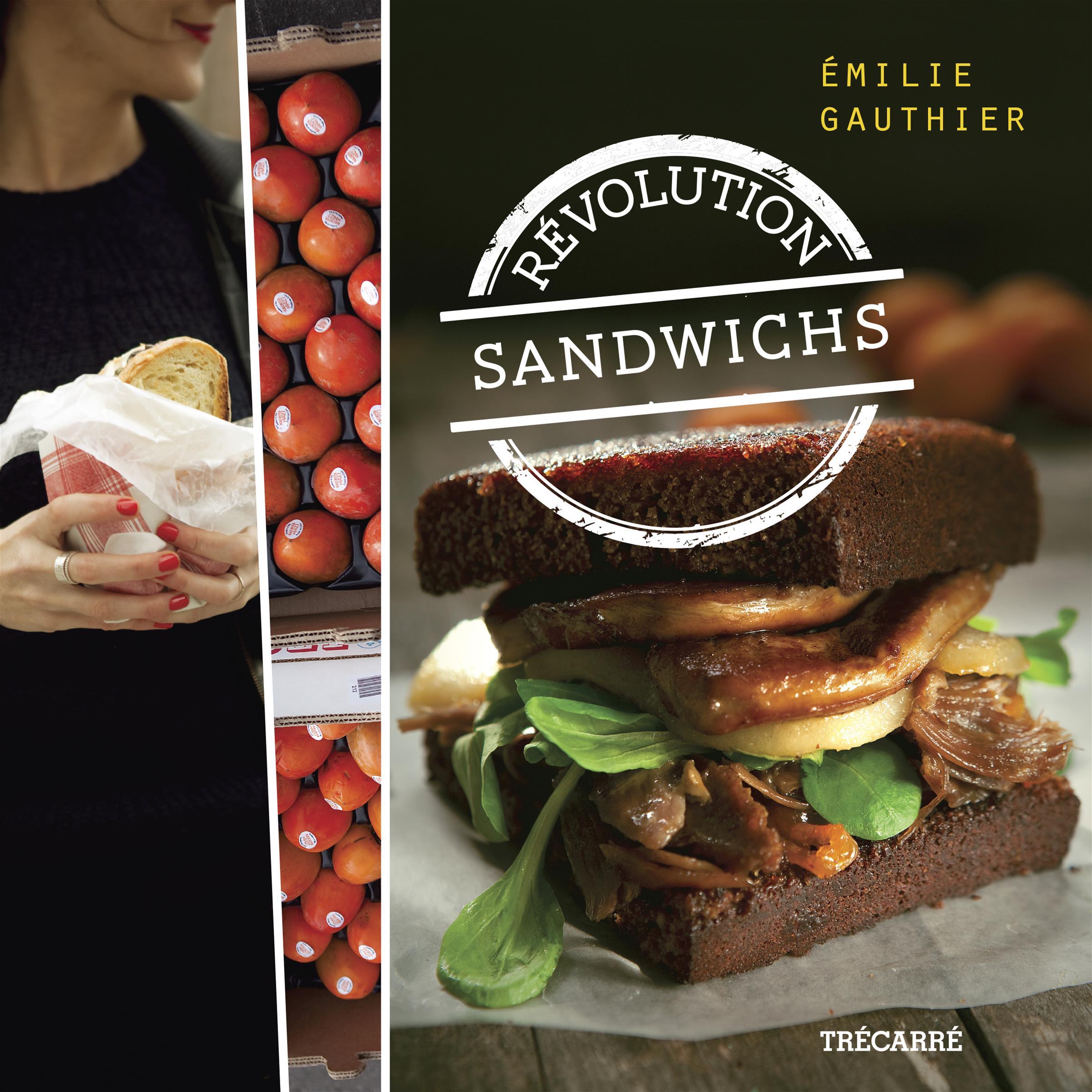 Image de couverture (Révolution sandwichs)