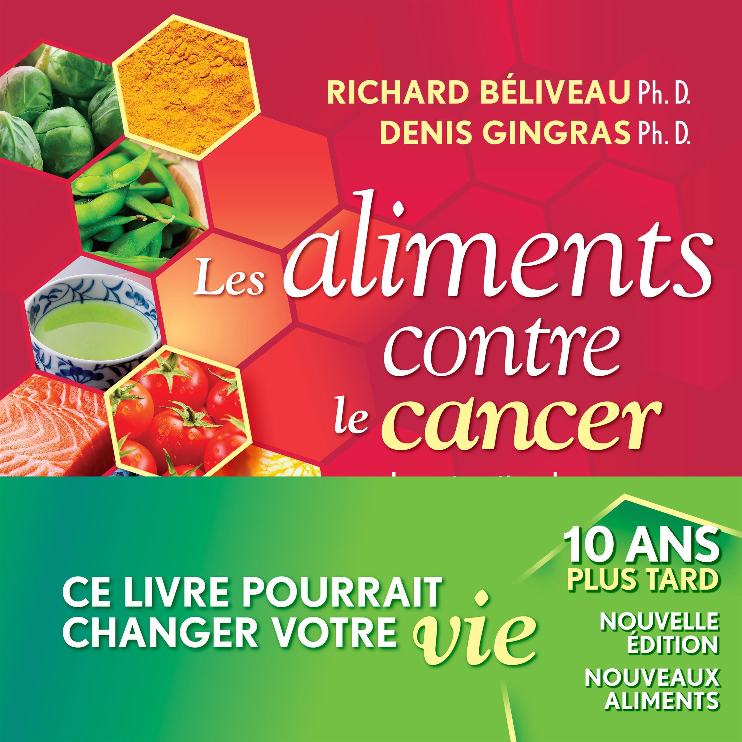 Image de couverture (Les Aliments contre le cancer, nouvelle édition revue et augmentée)